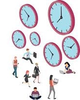 Estudiar a distacia: Personas, dispositivos, tiempo, ahorro